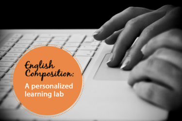 English Comp learning lab banner