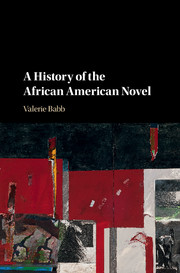 History of the African American Novel