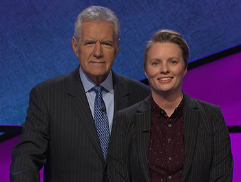 Haley and Trebek
