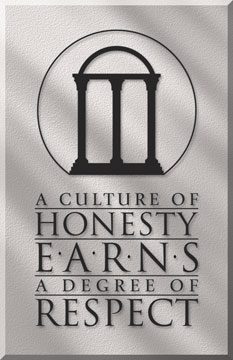 A culture of honesty earns a degree of respect