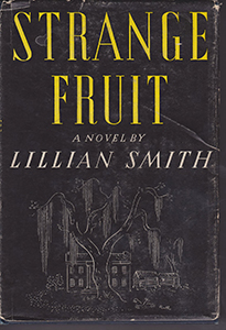 Book Cover Strange Fruit